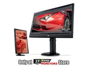 "AOC U2868PQU 28"" UHD 4K 3840x2160 HDMI DP LED Monitor"