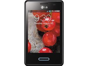 LG Optimus L3 II E425 Black 1.0GHz Unlocked GSM Android Cell Phone
