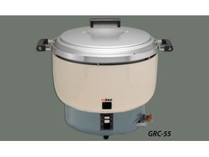 Winco Gas Rice Cooker, 55 Cup