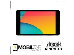 "Mobiltab Inc Android Tablet 7.9"" inch Mobiltab Sleek Quad Core 1.8 GHZ RK3188 HD IPS Dual Camera - OEM"