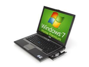 Dell Laptop Latitude D630 - Core 2 Duo 2.0GHz - 2GB RAM - 120GB Hard drive - DVD+CDRW - Windows 7 Home Premium 64bit