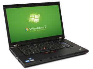 Lenovo ThinkPad T510 Laptop Notebook - Core i5 2.4ghz - 4GB DDR3 - 500GB HDD - DVDRW - Windows 7