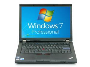 Lenovo ThinkPad T410 Laptop Notebook - Core i5 2.53ghz - 2GB DDR3 - 160GB HDD - DVD+CDRW - Windows 7 Pro