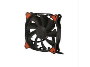 Black COUGAR CF-V12HB Vortex Hydro-Dynamic-Bearing 12CM Silent Cooling Fan