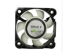 GELID Solutions Silent 4 40mm 12V Case Fan, 3 Pin Molex