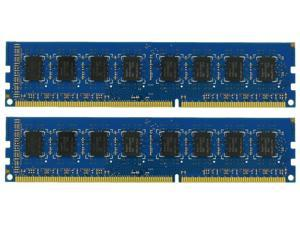 4GB (2X2GB) MEMORY 256X64 PC3-8500 1066MHZ 1.5V NON ECC DDR3 240 PIN DIMM