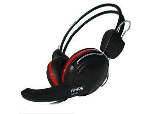 New Headphones Headset for Dell HP Sony Lenova Fujitsu Asus Black/Red