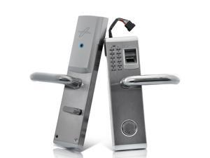 Aegis - Heavy Duty Biometric Fingerprint and Deadbolt Door Lock - Right