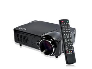 MediaMax Pro - DVB-T Multimedia Projector - Black (TV Record, HDMI/VGA/AV Out)