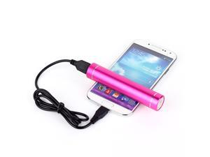 2800mAh Micro USB Extended External Battery Backup Power Bank Flashlight Charger Portable  for iPhone 4 4S 5 iPod MP3 GPS ...