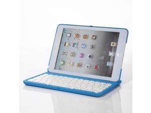 Cover Case with Swivel Rotary Stand + Bluetooth Wireless Keyboard for iPad mini - OEM