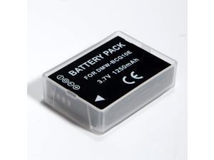NEW Battery for DMW-BCG10 DMW-BCG10E Panasonic Lumix DMC-ZS7 DMC-ZS8 DMC-ZS10 US