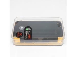 External Battery Charger Power Case A5S 2500mAh Emergency Backup Battery Case for iPhone 5C 5G 5S Power Bank