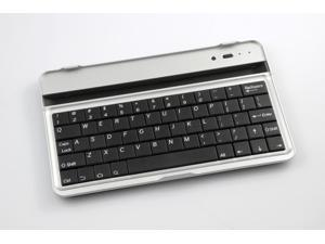 Mobile Bluetooth Keyboard for Google Nexus 7 Tablet Aluminum Bluetooth 3.0 Wireless Keyboard Stand Case (Not Fit for Google ...