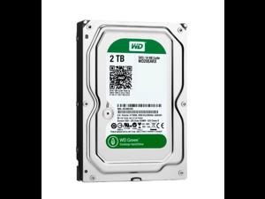WD Green 2 TB Desktop Hard Drive: 3.5 Inch, SATA III, 64 MB Cache - WD20EARX