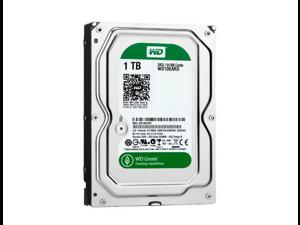 WD Green 1 TB Desktop Hard Drive: 3.5 Inch, SATA III, 64 MB Cache - WD10EARX