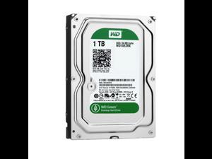 WD Green 1 TB Desktop Hard Drive: 3.5 Inch, SATA III, 64 MB Cache - WD10EZRX