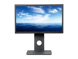 "Dell Professional Series P2017H 20"" Black IPS LED Monitor 1600 x 900 6ms Response Time Flicker Free Technology 250 cd/m2 1000:1 HDMI VGA Display Port"