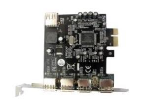 Sunweit  PCI- Express USB2.0 4+1 ports with MCS9901chipset