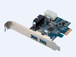 Sunweit PCI-E USB 3.0 card 2+19 pin  with NEC chipset
