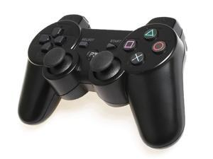 Black Wireless Bluetooth PS3 Wireless Game Controller Dualshock 3 Sixaxis Playstation 3