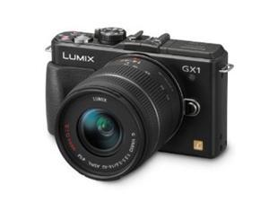 Panasonic Lumix DMC-GX1KK Compact System Camera
