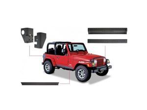Bushwacker 14901 TrailArmor Body Panel Kit