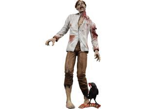 "Resident Evil 4 - 7"" Action Figure - Anniversary Series 2 Lab Coat Zombie"