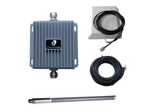 Dual Band 850/1900MHz GSM CDMA Cellphone Signal Booster 3G  Repeater Amplifier