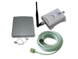 Phonetone Mobile Signal booster Cell phone repeater Wireless amplifier AT&T 4G LTE 700MHz phone booster 70dB high gain