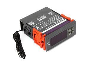 WH7016D Digital LCD Temperature Controller Temperature Calibration 24V