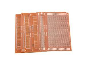 10X DIY Universal PCB 1.2mm Thick 3.54X5.91 Inch Bakelite Sheet