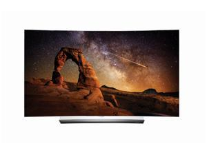 LG Electronics OLED55C6P 55-Inch 2160p 4K Ultra HD Smart 3D OLED TV - Black (2016 Model)