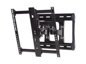 "SANUS VXF220-B1 Full-Motion TV Mount: fits TVs 42"" - 75"""