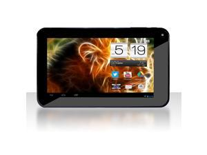 "Axess TA2504-7BK 7"" Dual Camera Tablet Android 4.1 Jelly Bean OS 1.2 GHz"