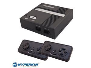 Hyperkin Retron 1 NES System FC Super Loader Black Console M04041