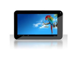 "AXESS TA2504-7WT 7"" Dual Camera Tablet Android 4.1 Jelly Bean OS 1.2 GHz"
