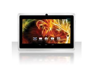 "AXESS TA2508-7 White 7"" Tablet Android 4.1 Jelly Bean OS, 1.2 GHz"