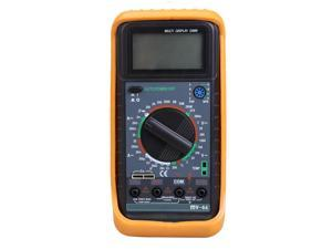 MY-64 AC/DC Digital Multimeter Apm Volt Ohm Frequency Capacitance Tester