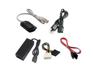 USB TO SATA IDE Hard Drive Cable Adapter Converter C1