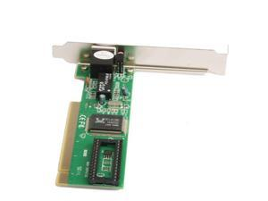 Ethernet PCI Cards Adapter 10/100M LAN RJ-45