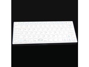 Slim Bluetooth Wireless Keyboard for iPhone 5S 5C 4 Android 4.0 Macbook PC