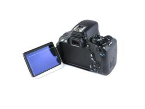 Self-adhesive Electrostatic Camera LCD Screen Protector 0.5mm for Canon 6D