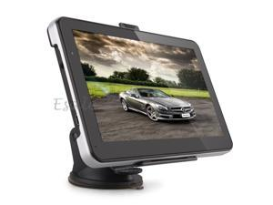 "Car 7"" Screen GPS Navigation Bluetooth 128MB RAM 4GB with AU Australia Map"