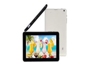 """9"""" Google Android 4.0 Tablet PC Capacitive Touch Screen A13 1.5GHz Dual Cam WIFI (White)"""