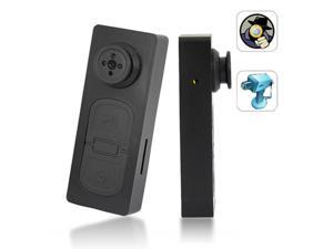 S918 Family Security Mini Hidden Camera  HD Button DV Video Recorder Spy Camera with Vibration function and TF Card Slot