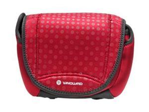 Vanguard Nivelo 18 Mirrorless Interchangeable Lens Digital Camera Case (Red)