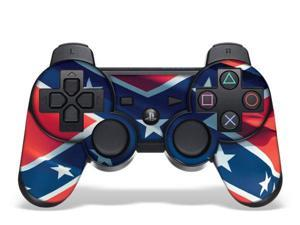 Sony PS3 PlayStation 3 Controller Skin - Rebel