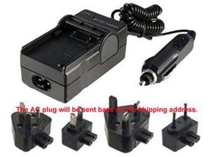 Battery Charger for CASIO NP-20 Exilim EX-Z75 EX-Z77 EX-S770 S880 Digital Camera