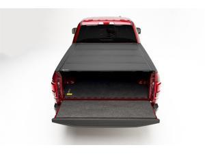 BAK Industries 448328 BAKFlip MX4 Hard Folding Truck Bed Cover Fits 15-17 F-150